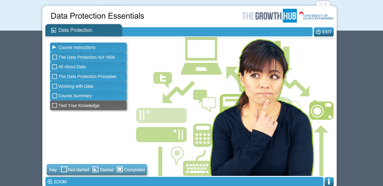 Free online courses from The Growth Hub