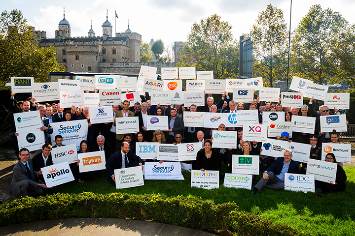 Cyber-Security Gurus stand together to campaign for a safer online future at start of Security Serious Week