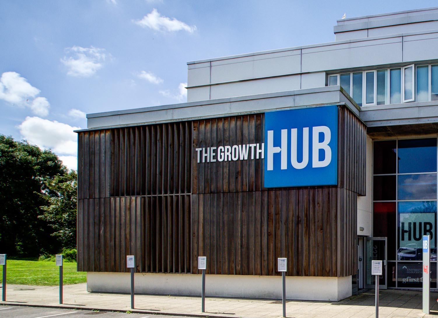 The Growth Hub at UoG