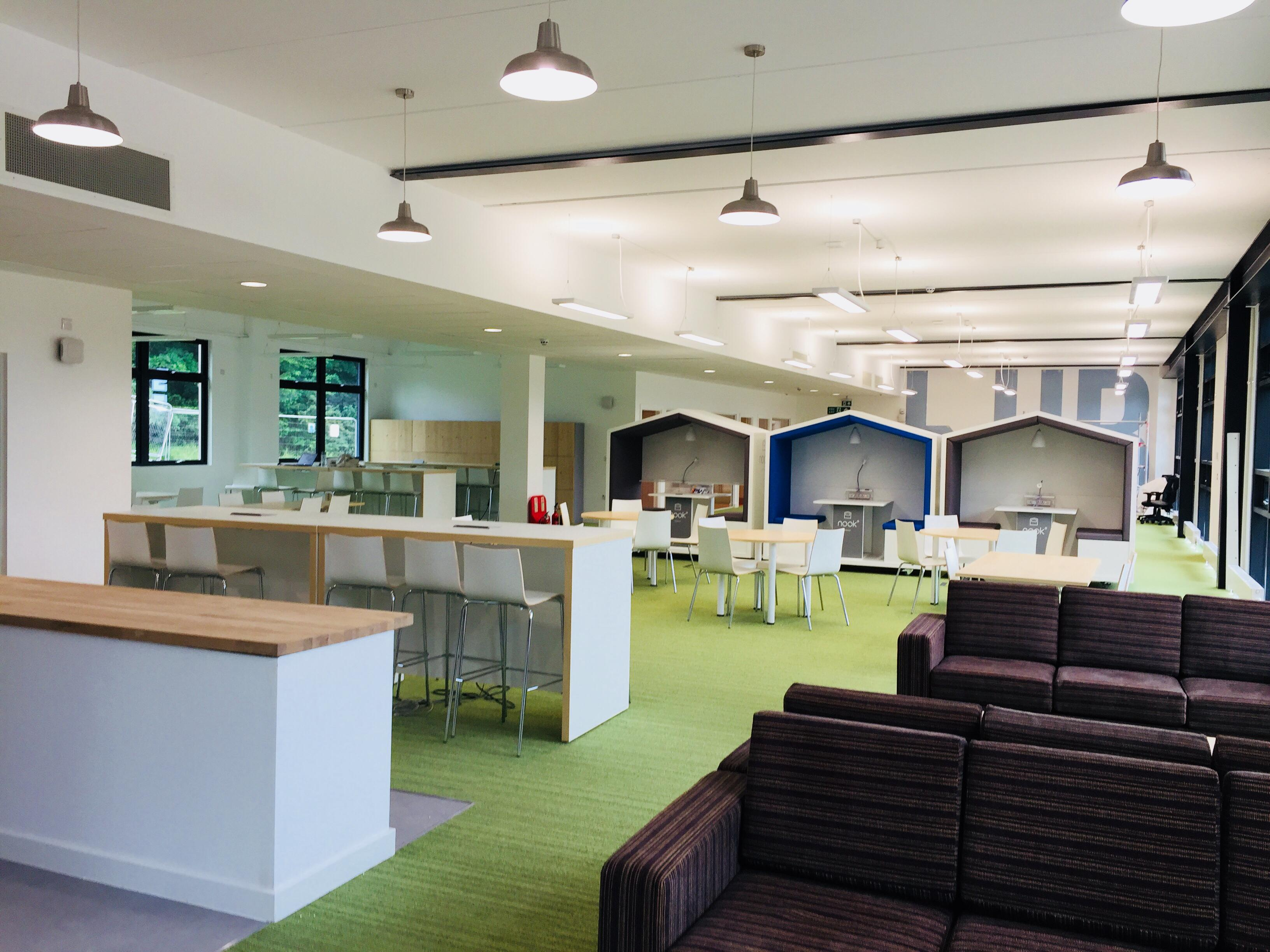Cirencester Growth Hub - Open Space