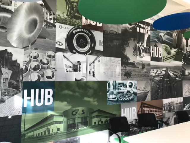 Tewkesbury Growth Hub Interior