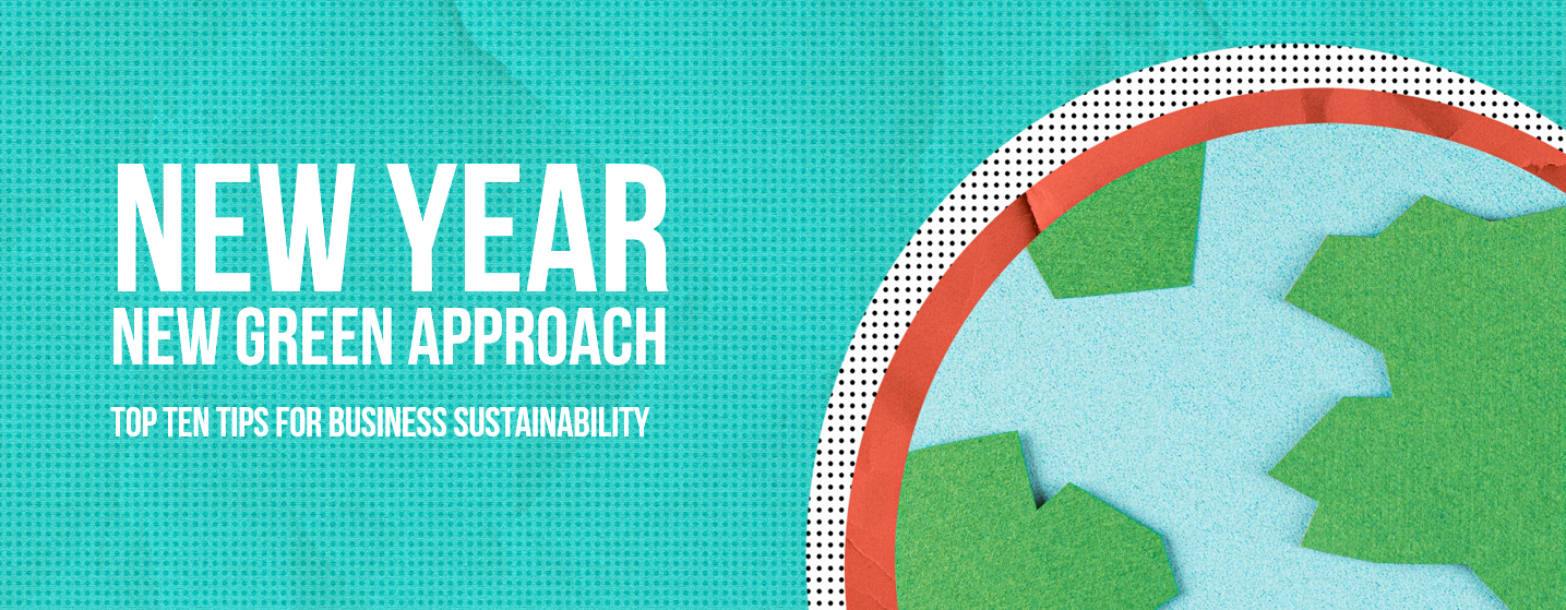 New year, new green approach: top 10 tops on sustainability