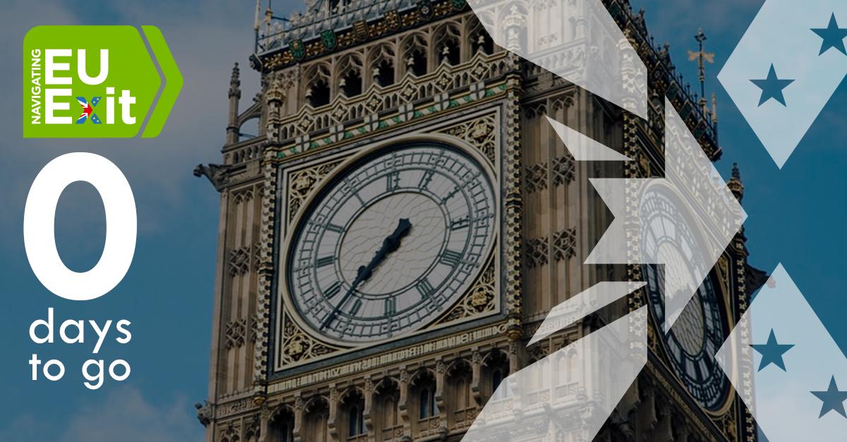 Zero days to go: The UK's EU Deal