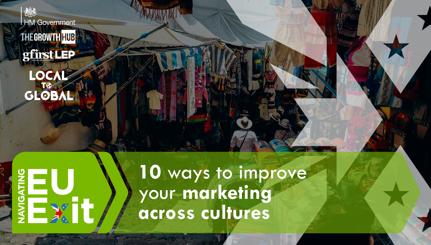10 ways to improve your marketing across cultures