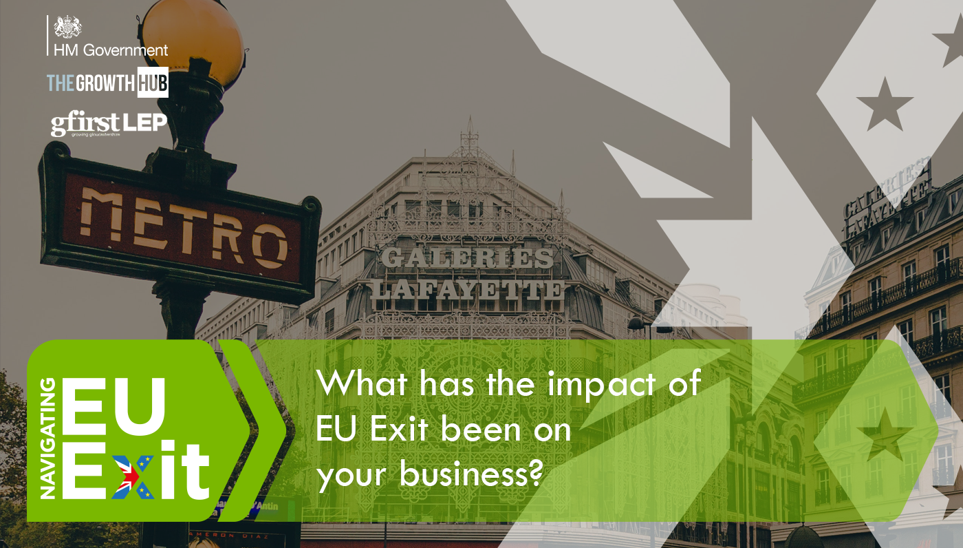 What has the impact of EU Exit been on your business?