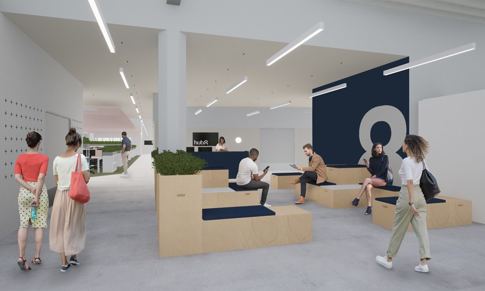 Hub8 joins forces with Gloucestershire College to launch brand new £1m innovation centre in Cheltenham