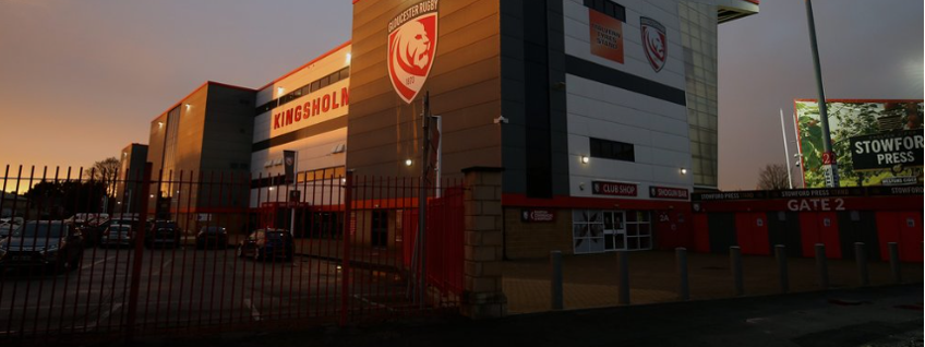 Gloucester Rugby Launch Business Club with Special Offer