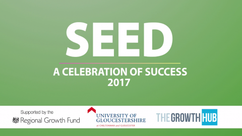 Gloucestershire businesses converge on The Growth Hub to celebrate the impact of £3m in Regional Growth Fund grants