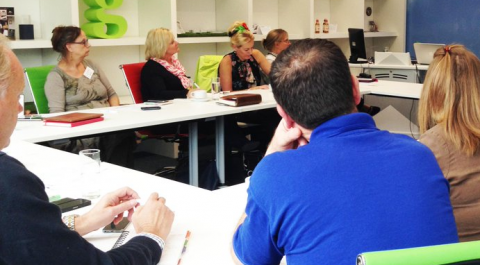 The Growth Hub offers more support for early stage businesses