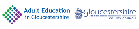 Adult education in Glos