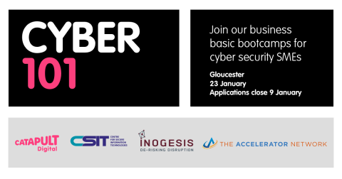 cyber 101 bootcamp gloucester