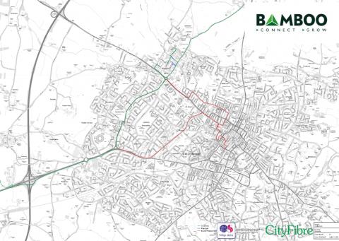 Bamboo technology internet for Cheltenham