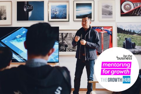 mentoring for growth