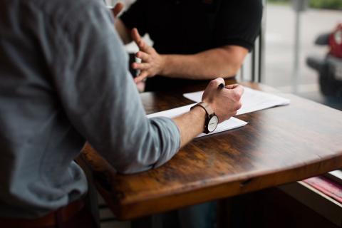 Business mentoring service