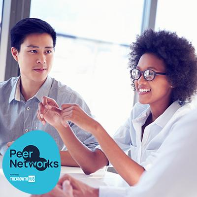 Peer Networks - The Growth Hub, Benefits for business leaders