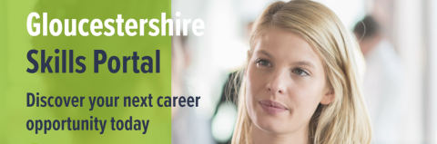 Jobs, skills and business support for Gloucestershire portal launched
