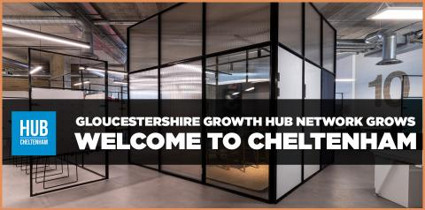 Gloucestershire Growth Hub Expansion continues with launch of Cheltenham Growth Hub's Digital Service.