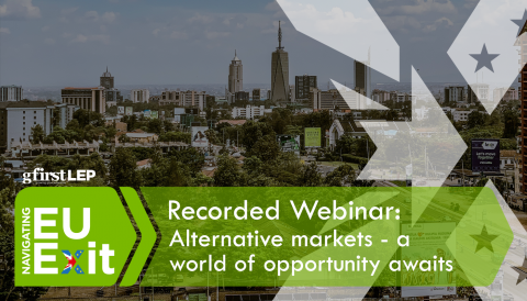 Recorded Webinar: Alternative markets - a world of opportunity awaits UK exporters bold enough to make the move