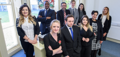 Pro bono student-led law clinic available to Gloucestershire businesses