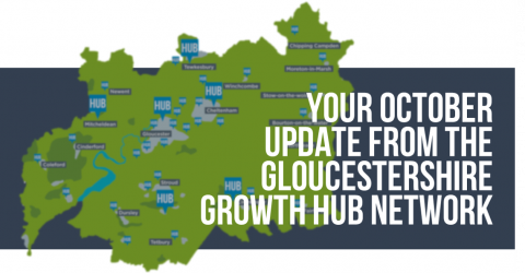 Your October update from the Growth Hub Network