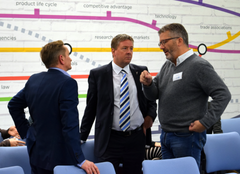 Gloucestershire business leaders meet to discuss the future of sustainable business