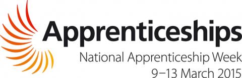 National Apprenticeship Week 2015