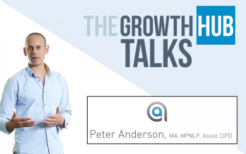 The Growth Hub talks Peter Anderson