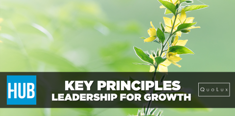 Key Principles of Leadership for Growth