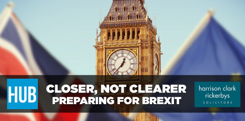 closer not clearer brexit