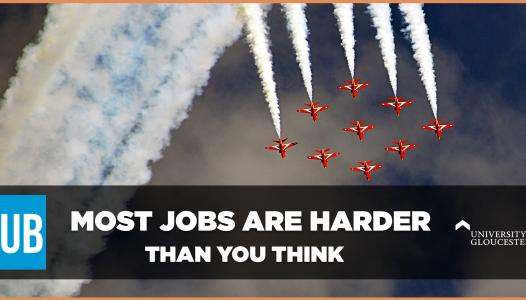 most jobs are harder than you think
