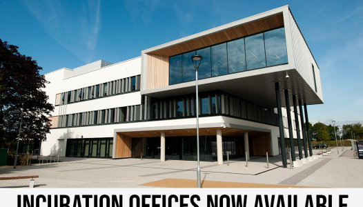 incubation offices at the growth hub