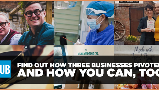 Find out how three businesses pivoted, and how you can too.