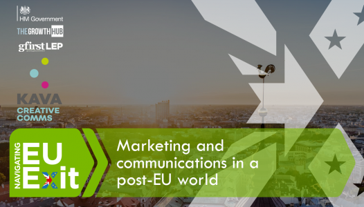 Marketing and communications in a post-EU world