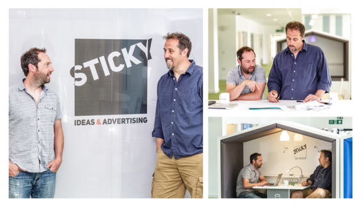 Gloucestershire advertising agency flies the nest after expansion