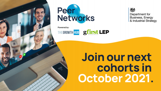 October Cohorts for free Peer Network support now open!