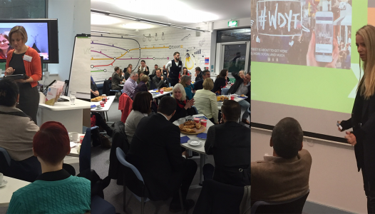 60+ businesses gather at The Growth Hub to hear from academic experts and retail gurus