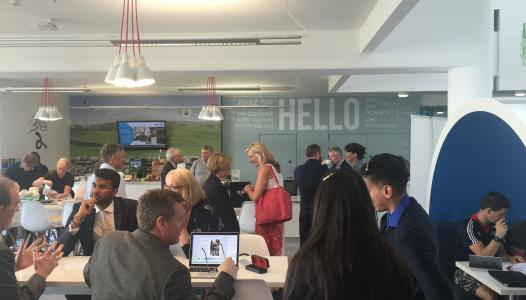 Local businesses and students 'Make It' at The Growth Hub