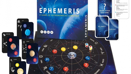 Cheltenham-designed board game reaches the stars at John Lewis
