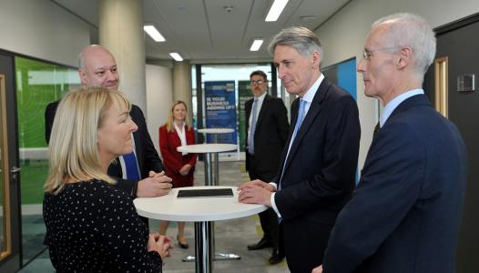 UoG Philip Hammond